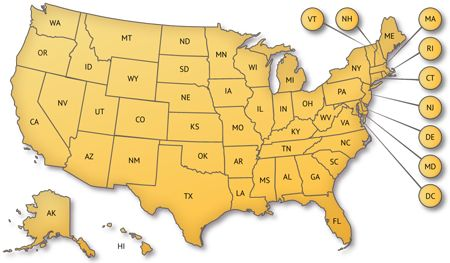 Did you know that each state screens for a different number of conditions? Find out what your state screens for now!