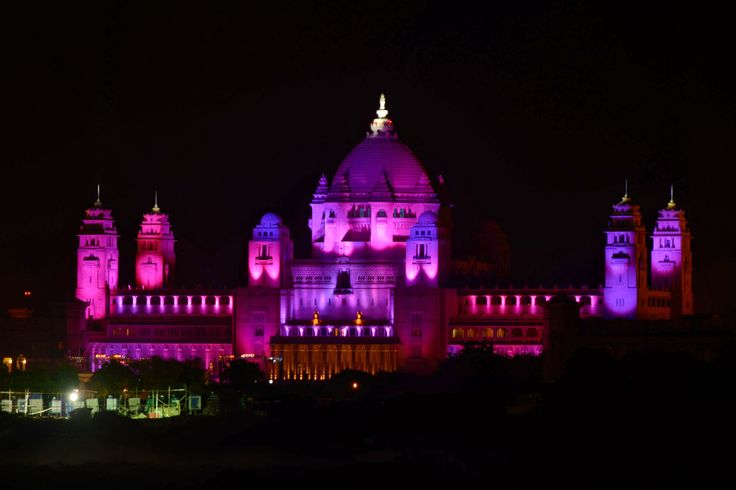 The Umaid Bhawan palace hotel where model Naomi Campbell held the birthday party for her billionaire boyfriend Vladimir Doronin  MODEL Naomi Campbell won damages from a British newspaper on Thursday (January 30) over a report claiming she was planning to organise an elephant polo tournament for her partner's birthday in India, her lawyer said.