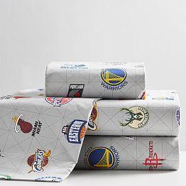 Basketball Bedding & NBA Bedding | PBteen
