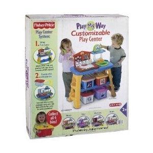 Fisher Price Play My Way Customizable Play Center (Toy) - CLEARANCE!  http://www.modernwebmaster.com/modernweb.php?p=B002FY770U  B002FY770U