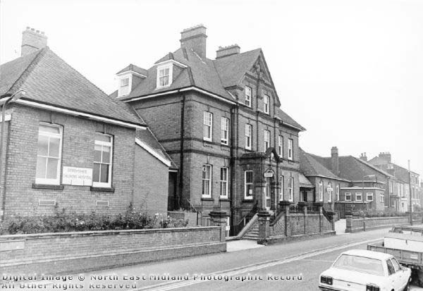 Derby Childrens Hospital where I had my tonsils removed.