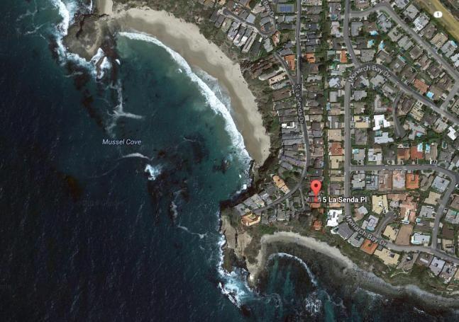 Lauren Conrad House Address Laguna Beach
