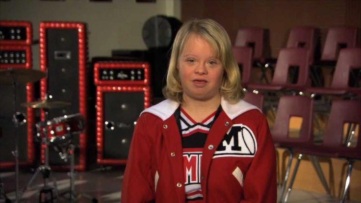 Glee's Lauren Potter Speaks Up for The Arc