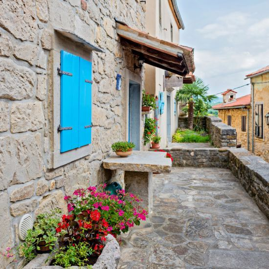 Loving this pic 'Town of Hum old cobbled street view' by Anytka via @mipic_app  hum, old, town, croatia, istria, architecture, europe, mediterranean, street, tourism, village, ancient, city, heritage, house, istra, medieval, alley, building, stone, wall, croatian, historic, homes, path, paved, road, rock, scene, sidewalk, traditional, way, square, walkway, setting, rural, landmark