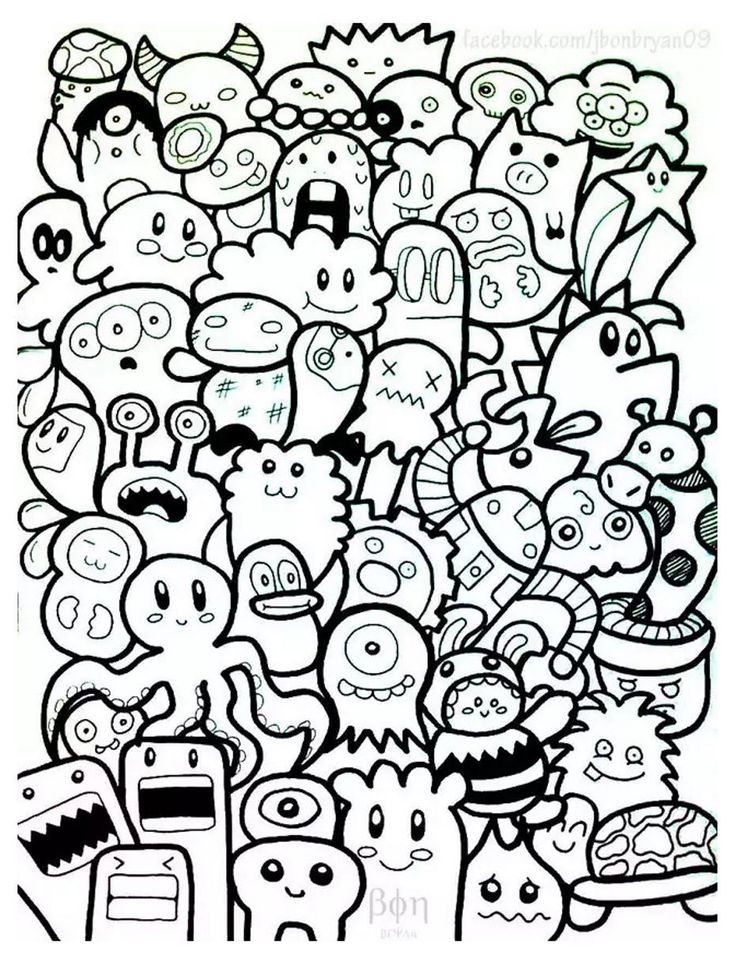 Best 25 doodle art ideas on pinterest zen doodle patterns doodle coloring pages colouring adult detailed advanced printable kleuren voor volwassenen coloriage pour adulte anti pronofoot35fo Choice Image