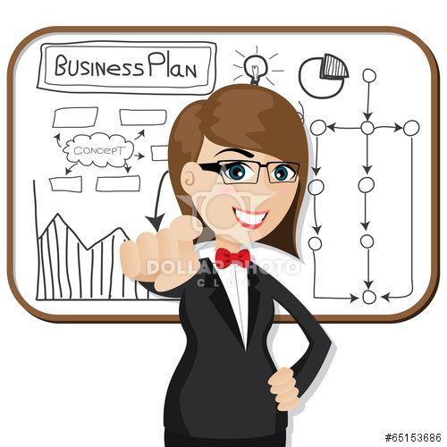 https://cz.dollarphotoclub.com/stock-photo/cartoon businesswoman with business plan/65153686 Dollar Photo Club miliony kvalitních obrázků za 1$ za každý