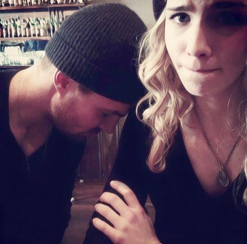 Arrow - Felicity Smoak & Oliver Queen #1