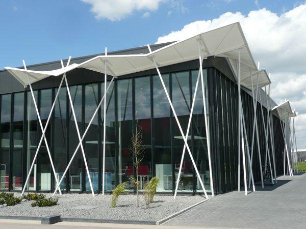 Luifels - De Kamper Bouwmetalen