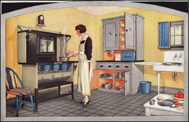 1925 Nesco Oil Stove | Flickr - Photo Sharing!