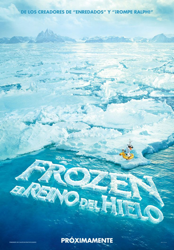 Frozen, en Yelmo Cines Plaza Mayor http://www.yelmocines.es/cines-malaga/peliculas-en-cartelera-plaza-mayor-3d
