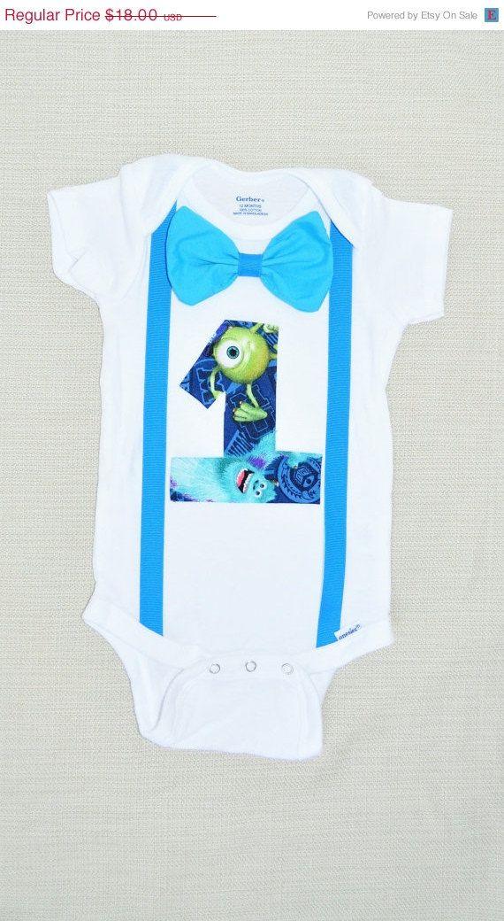 FLASH SALE Rylo monsters Inc shirt Monsters Inc by RYLOwear, $16.20