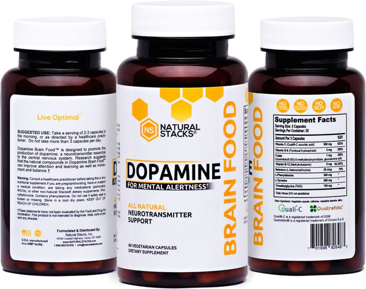 Natural Dopamine Boosters Foods