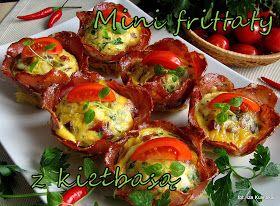 jajka, śniadanie, frittata, zapiekane jajka, smaczna pyza, blog kulinarny, domowe jedzenie, z piekarnika, gotowanie, kulinaria