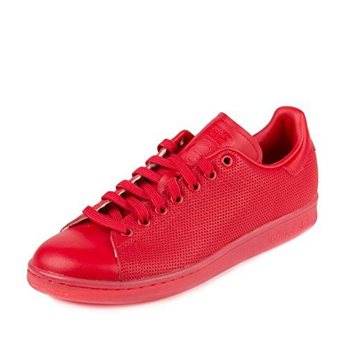 Adidas Stan Smith Red Leather