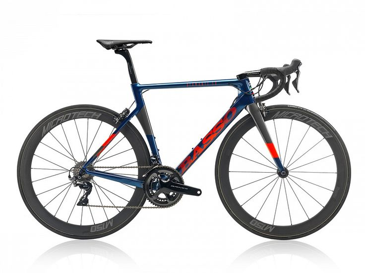 Basso Celebrates its 40th Anniversary with the Diamante SV Road Bike