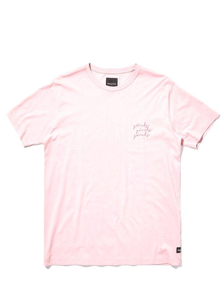 Barney Cools - Girls Girls Girls Tee - Pink