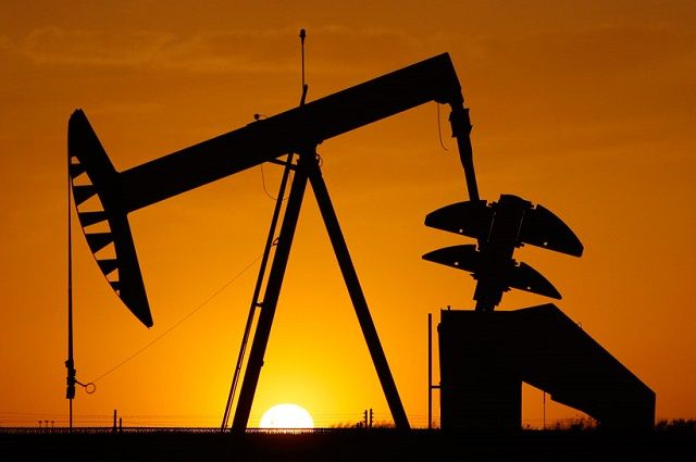 U.S. oil prices fell on Thursday after an industry report showed a surprise build in the country's crude inventories, while Brent futures came off early lows to trade marginally higher.  U.S. benchmark West Texas intermediate (WTI) futures were down 20 cents, or 0.37 percent, at $53.   #Oil prices #opec #WTI prices