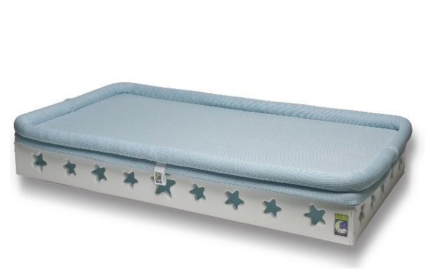 Star Breathable Crib Mattress Base Infant Toddler Center