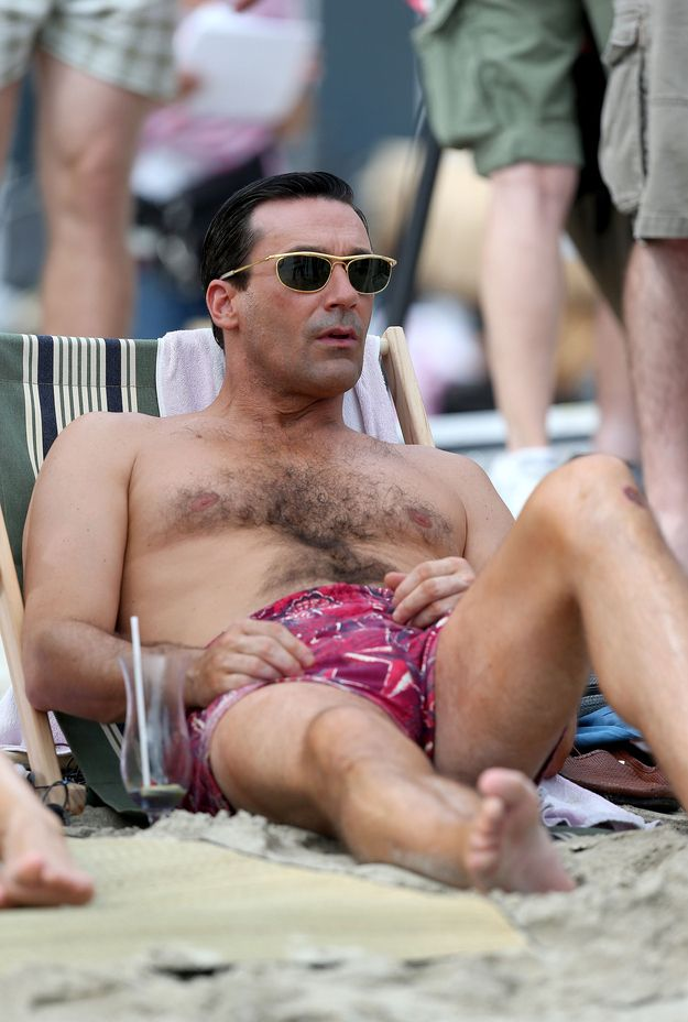 15 Reasons We Must Liberate Little Jon Hamm