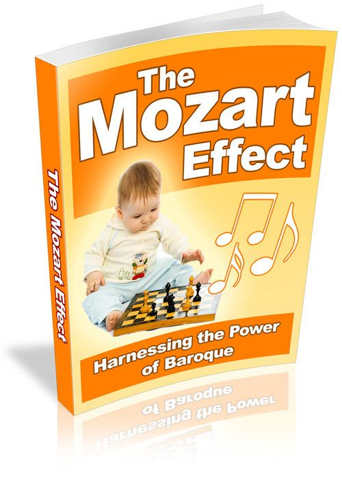 ebook -- The Mozart Effect by CraftsbyPGS on Etsy