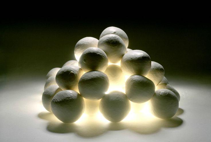 Make a lantern?  Handmade souvenir from Finland – arctic snowball | Everyday Design