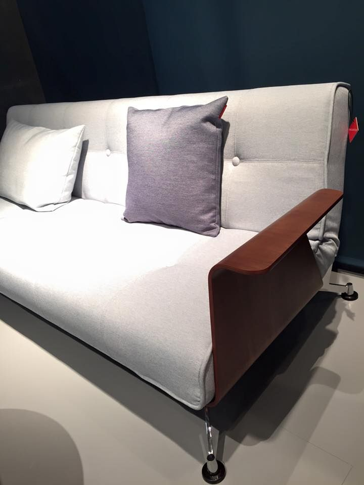 Innovation Living- Clubber Sofa- at the Imm Cologne 2016