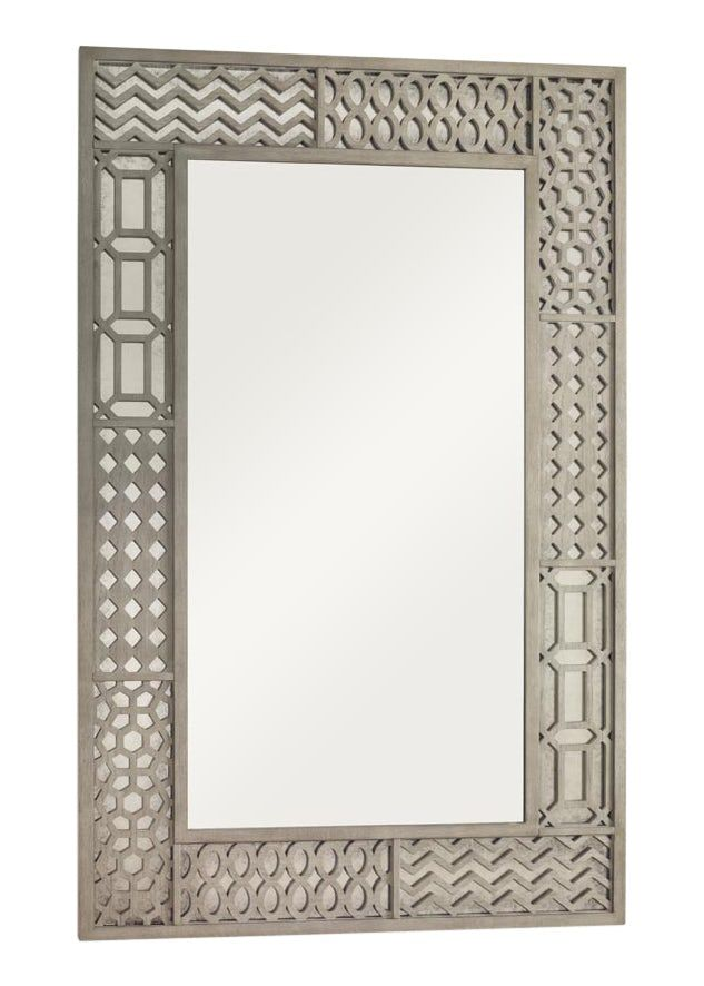 Tito Mirror, Version One  Transitional, Mirror, Wood, Mirror by Mr Brown London