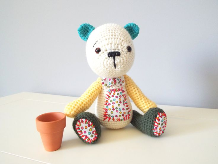 17 Best images about Crochet - Toys on Pinterest Free ...