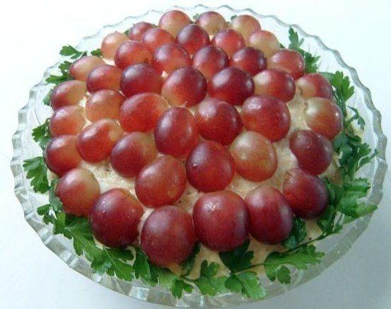 Gourmet salad «Tiffany»