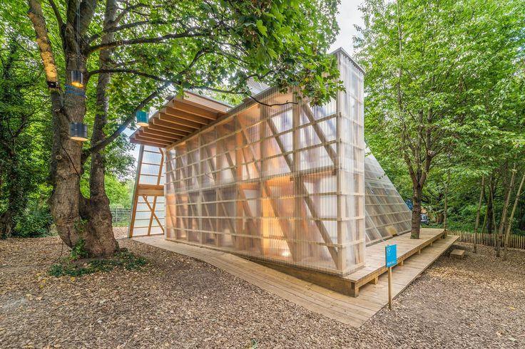 Osthang - Konzerte im Sommer hinter der Mathildenhöhe - ein Projekt initiiert vom Darmstädter Architektursommer e. V. in Kooperation mit dem Internationalen Musikinstitut Darmstadt (IMD)