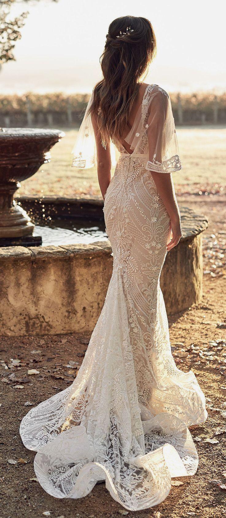 civilweddingdresses in 9  Kleider hochzeit, Braut, Boho braut