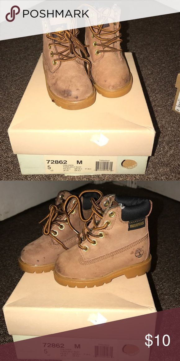 Baby Timberlands Worn multiple times Timberland Shoes Boots
