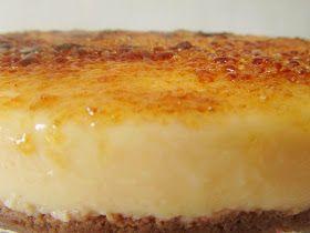 Postreadicción: Galletas decoradas, cupcakes y cakepops: Tarta de crema catalana con Thermomix