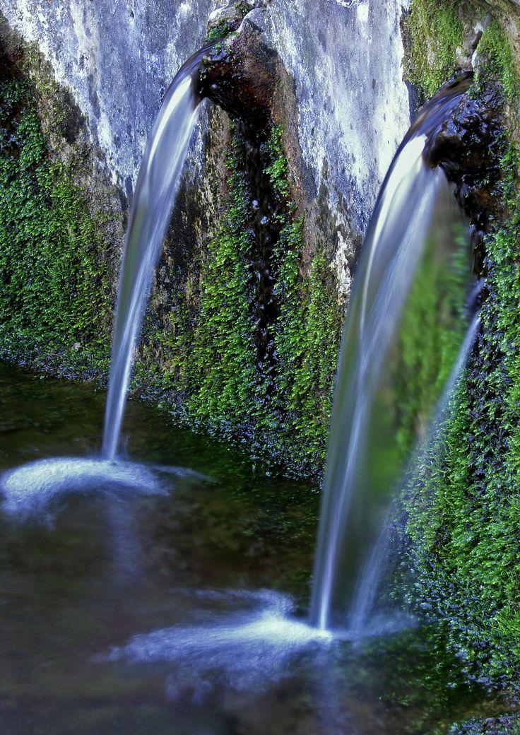 Seven Springs in Kőszeg-Mountains