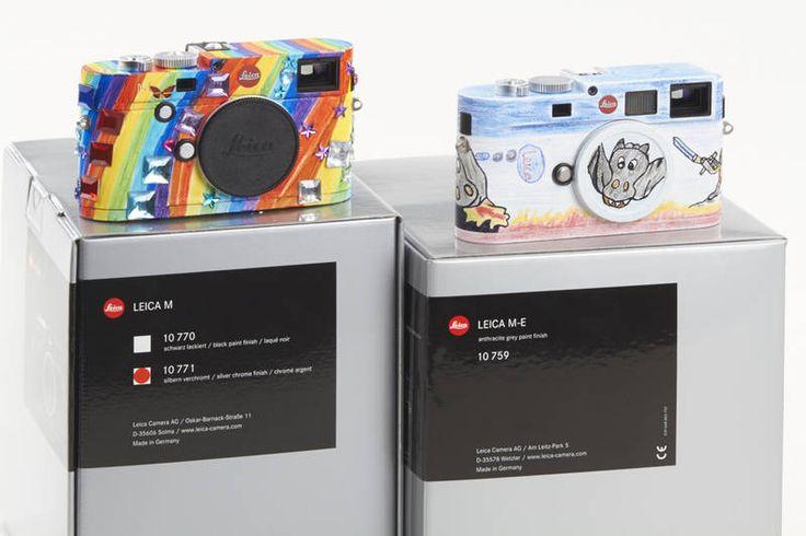 Kid's design / Leica