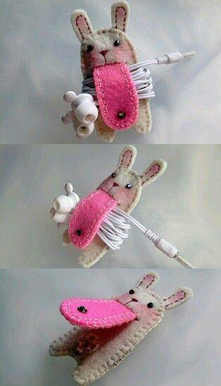Un encanto de conejito 😀