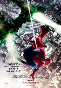The Amazing Spider-Man 2: Il potere di Electro - Film (2014)