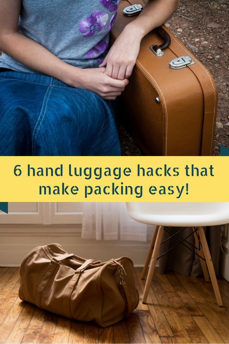 When you're packing to travel hand luggage only, you won't be the first person to panic and think there isn't room in your bag, even just for your essentials! But don't worry, because these seven hand luggage packing tips and ideas are about to make your whole life easier… grab your checklist here and you'll be jetting off in no time!