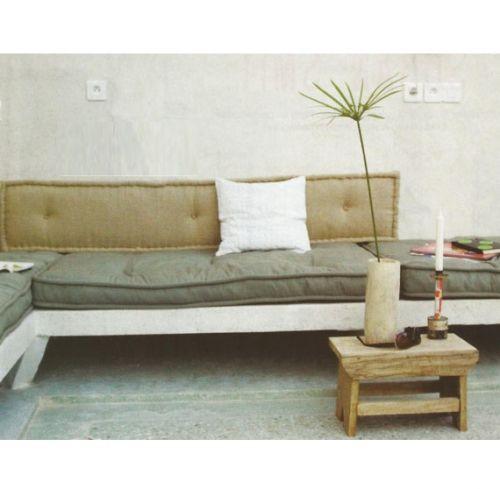 Matraskussens lounge