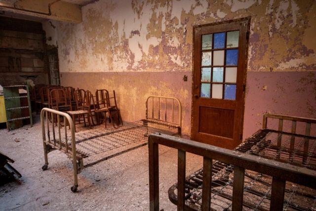 Hopital abandonné – Le Connecticut Valley Hospital  http://leblogdestendances.fr/urbex/hopital-abandonne-connecticut-valley-hospital-15770 #urbex #explorationurbaine #hopitalabandonné