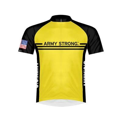 Army Strong Cycling Jersey