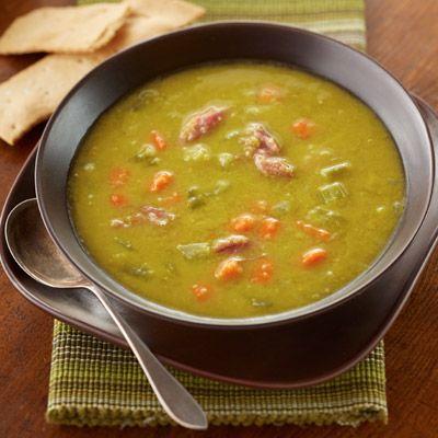 Split Pea Soup from Land O'Lakes