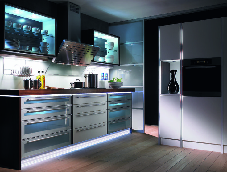 Impress your guests with one of our state-of-the-art designer kitchens.