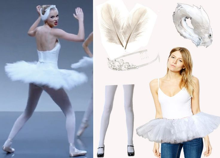 7 Ways You And Your Friends Can Dress As Taylor Swift For Halloween