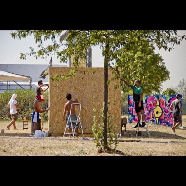 Overspin Yama Rgbcrew // Headlines Box Contest // Venice Sherwood Festival #headlinesboxcontest #urbancode #ve #venicesherwoodfestival - @insta_monk- #webstagram