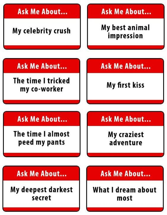 Best ice breaker questions online dating