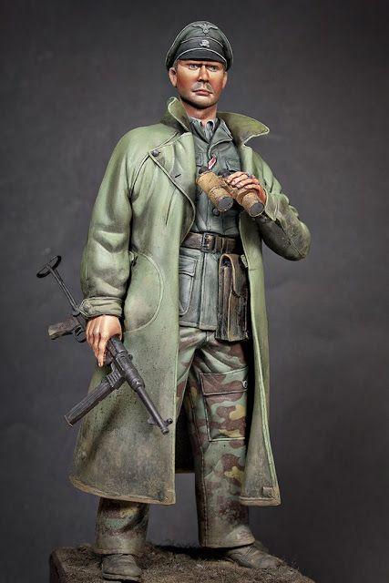 12.SS-Panzer-Division Hitlerjugend - Normandie 1944   Caramba Miniatures