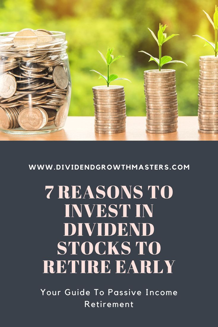 7 surprising benefits of dividend investing. Did you know that dividend investing can allow you to retire early by living off a stable passive income stream? Dividend growth investing (DGI) is the ultimate strategy for those that want true financial freedom. Here's why passive income dividend investing is great (1) much safer than non-dividend paying stocks (2) opportunity to get a raise every year (3) tax efficient (4) double compound interest…want to see the rest? Click and see the rest!