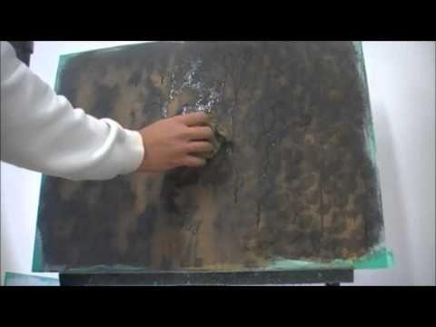 OXXIDO FERRO Colate di Ruggine - YouTube