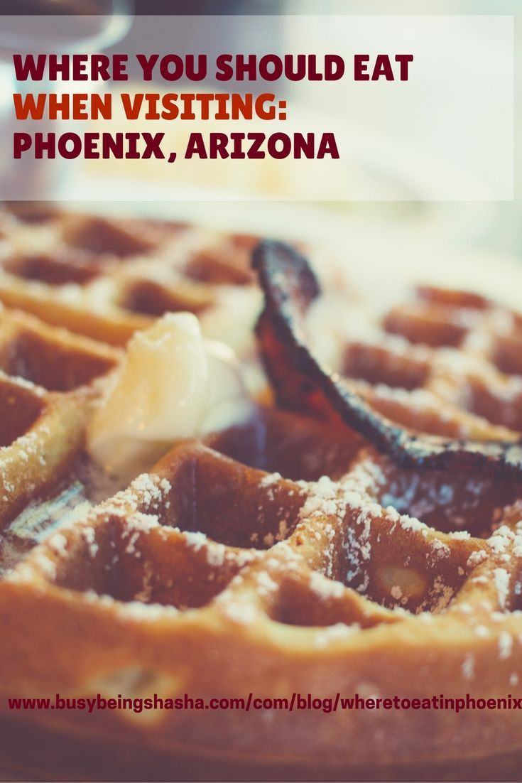 Looking for affordable and delicious restaurants to try while visiting Phoenix? Check out this list of 3 top recommendations.